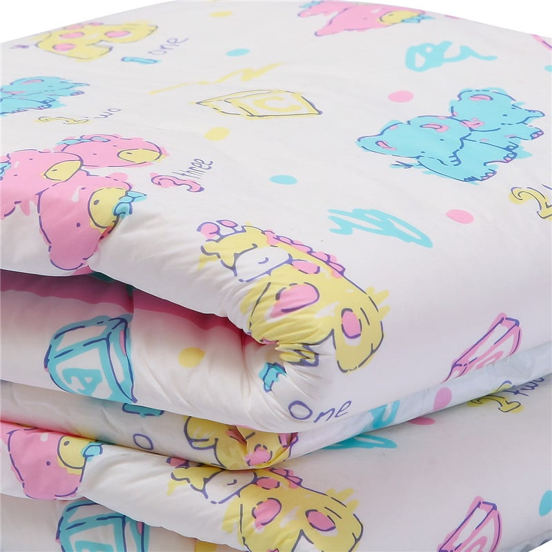 Vintage Baby Adult Diapers 2 Pieces Sample Pack(M)/(L ...